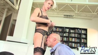 top superstar Danni Daniels fucks Christian bareback screenshot 5