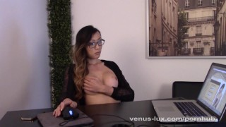 Venus Lux Asian porn screenshot 3
